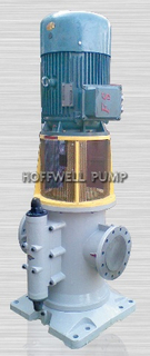 CE Approved 3GCLS Double Suction Vertical Triple Three Screw Pump