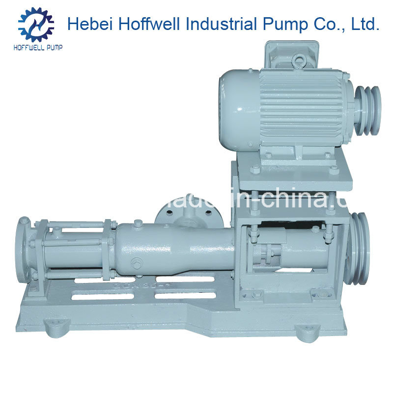 Single Rotor Helical Screw Pump