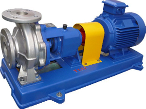 CE Approved IH Stainless Steel Centrifugal Chemical Pump
