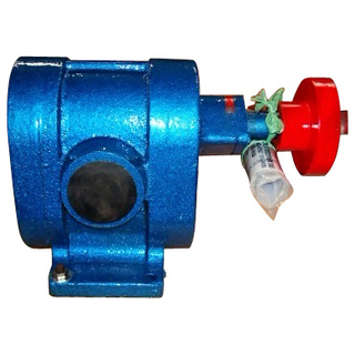 Cast Iron Fuel Oil External Gear Rotary Pump