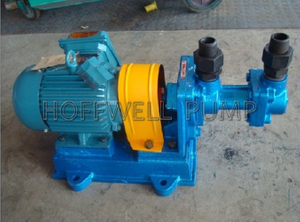 3G25*6 Self-Priming Fuel Oil Triple Three Screw Pump