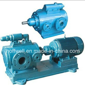CE Approved 3QGB Heating Insulation Positive Displacement Three Screw Pump