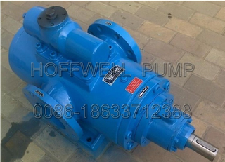 CE Approved Light Oil Triple Three Screw Pump