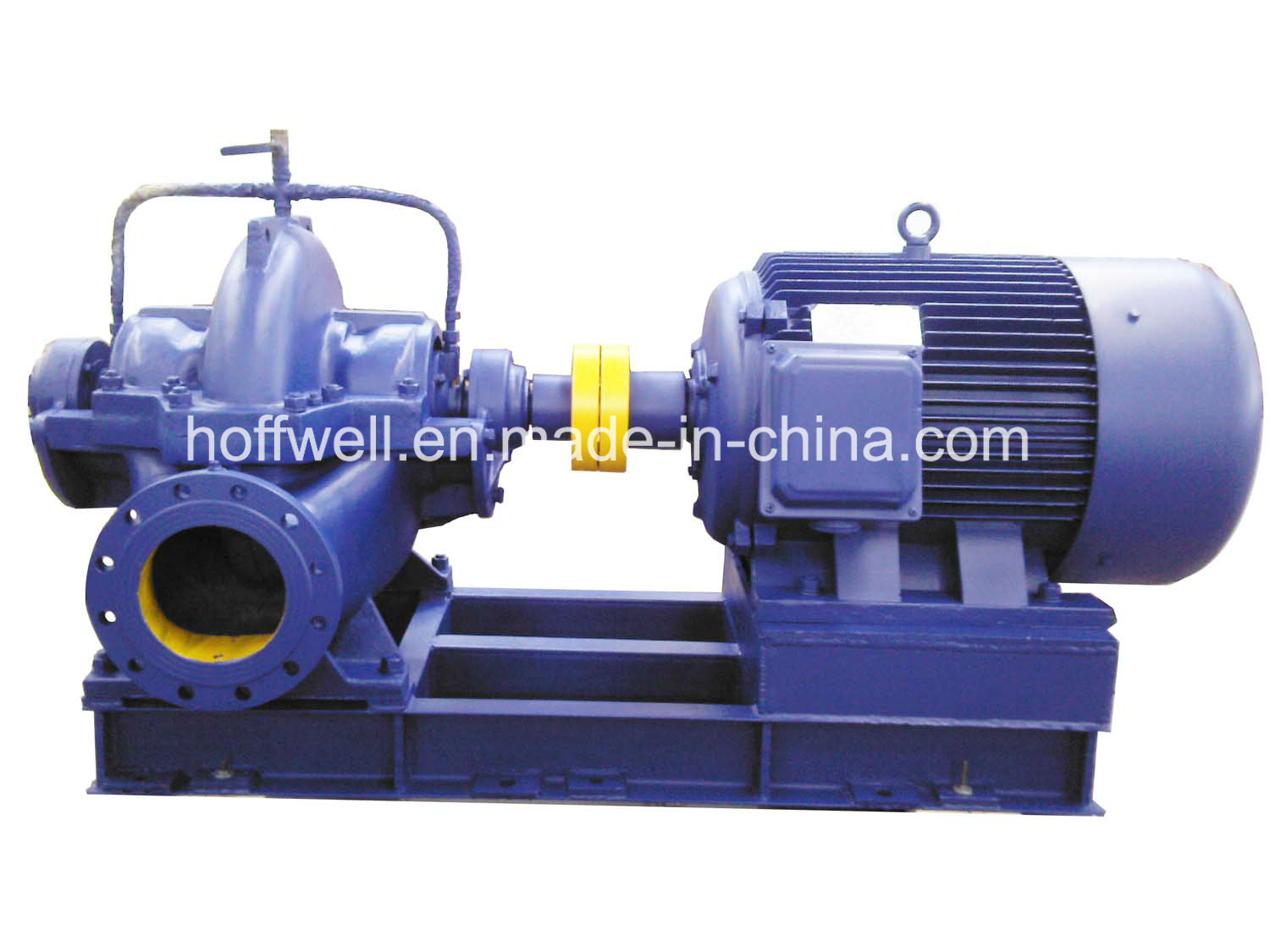 TPOW Double Suction Split Case Water Centrifugal Pump