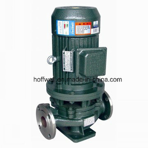 IHG Stainless Steel Centrifugal Chemical Pump