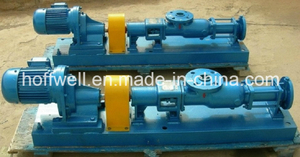 Stainless Steel Single Screw Pump (G105-1)