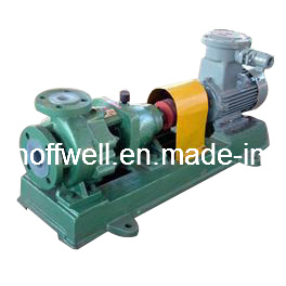 IHF Fluoroplastic Acid Proof Chemical Centrifugal Pump