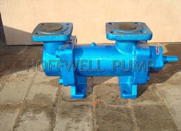 3G Series Heat Insulated Fuel Oil Three Screw Pump