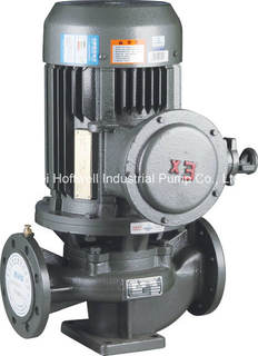IRG Vertical Pipeline Centrifugal Water Pump