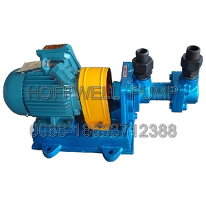 CE Approved 3G Series Double Suction Triple Screw Asphalt Pump