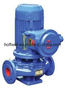 ISG Single Suction Centrifugal Water Pump