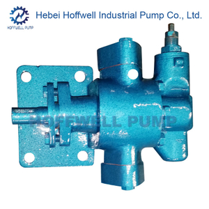 Brass Herringbone External Gear Pump For Diesel Oil