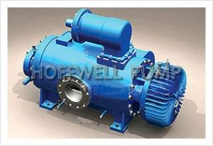 CE Approved 2W. W Double Screw Fuel Pump