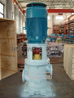 CE Approved 3GCL Vertical Marine Three Screw Pump