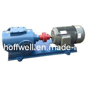 Stainless Steel Heat Insulation Fuel Oil Triple Screw Pump (3QGB)