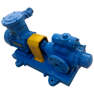 SN Positive Displacement Horizontal Fuel Oil Triple Screw Pump