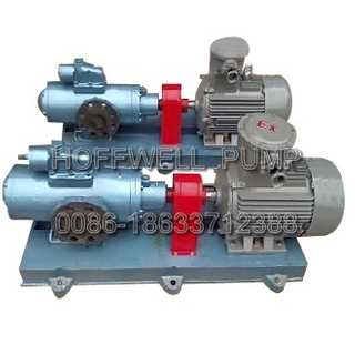 CE Approved Horizonal Multi Screw Heavy Oil Pump