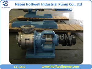 3 Inch Stainless Steel NYP Internal Gear Pump