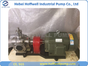 3 Inch SS304 YCB External Gear Oil Pump