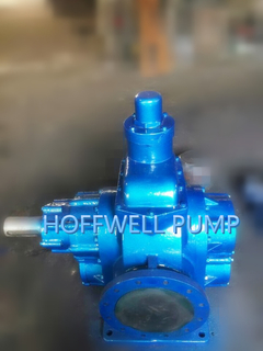 Brass Fuel Oil KCB External Gear Pump
