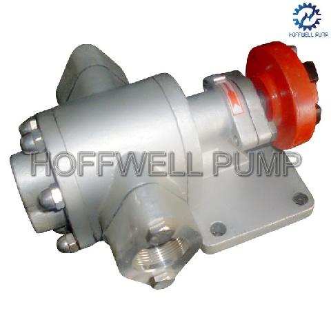 KCB83.3 Stainless Steel External Gear Pump For Salad Oil