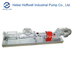 CE Approved G40-2 Mono Single Screw Pump