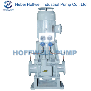 Cast Iron Vertical External Gear Pump for Diesel Transfer