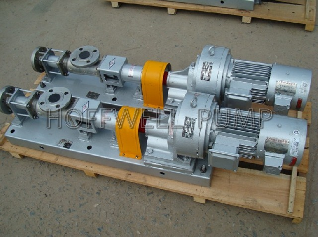 CE Approved G35-1 Mono Screw Pump