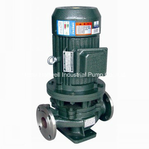IRG Stainless Steel Single Suction Centrifugal Pump