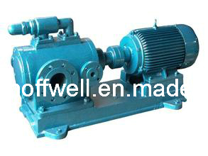 3GBW for Asphalt/Bitument Heat Insulation Triple Screw Pump