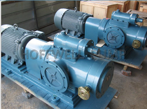 3QGB Series Hydraulic Positive Displacement Triple Three Screw Pump for Liquid