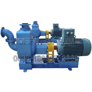 Series Self-Priming Cemtrifugal Oil Pump