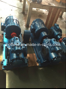 CE Approved Self-priming SM Triple Screw Fuel Oil Pump