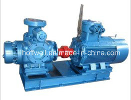 CE Approved W6.4 (5) ZK100Z1M1W73 Twin Screw Pump
