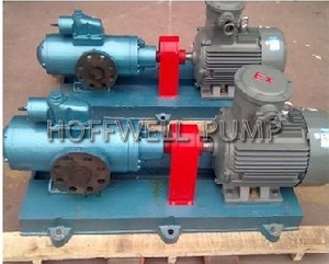 High Pressure Double Suction SM Triple Three Screw Pump