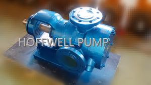 CE Approved NYP High Viscosity Bitumen Gear Pump