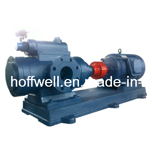SNH Triple Three Screw Heavy Oil Pump