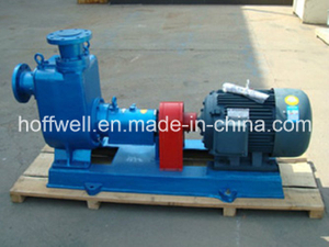 WZW Series Self-Priming Polluted Water Pump