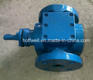 Cast Iron Herringbone External Gear Positive displacement Pump