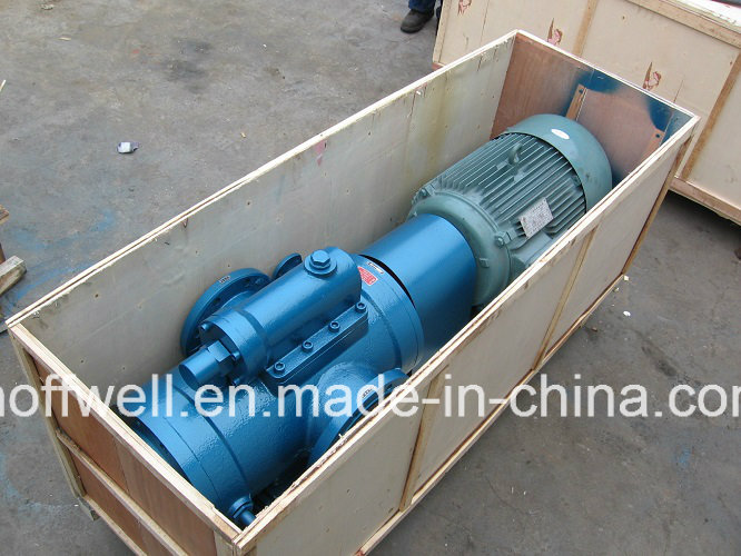2W. W Series Twin Screw Pump for Oil