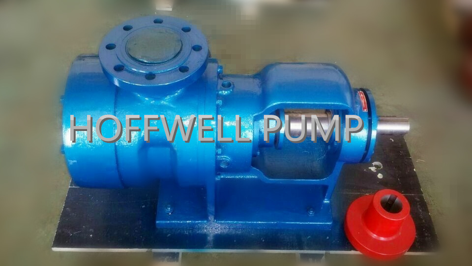 NYP111A High Viscosity Bitumen/ Asphalt Rotor Pump