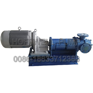 CE Approvd NYP Bitumen Positive Displacement Pump