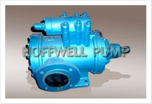 High Pressure 3G Triple Three Screw Hydraulic Oil Pump