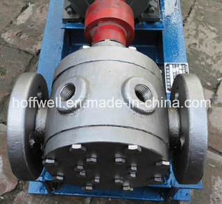 Cast Steel Motor Drive External Gear Pump For asphalt