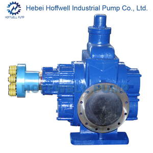 Bronze KCB External Gear Pump For Diesel Transfer
