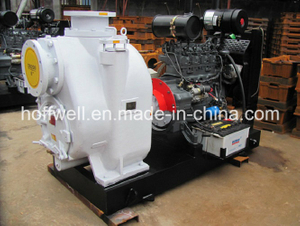 P-8 Self-Priming Sewage Pump (Centrifugal Pump)