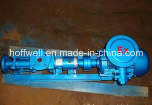 Horizontal Single Screw Pump (G70-1)