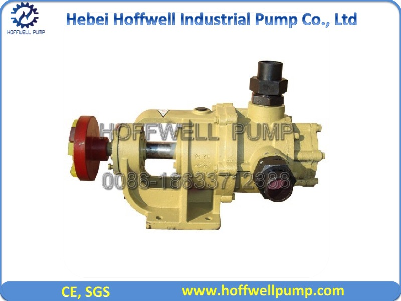 Cast Iron 1.5 Inch NYP Internal Gear Oil Pump