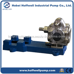 4 Inch Stainless Steel KCB External Gear Pump