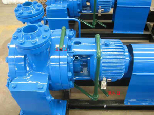 Cast Steel AY Single Two-Stage Centrifugal Oil Pump